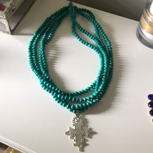 Akola Project Four Strand necklace